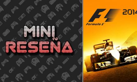 Mini-Reseña F1 2014
