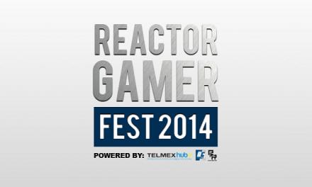 Play Reactor y DC Cómics México Fan Page te invitan al Reactor Gamer Fest 2014
