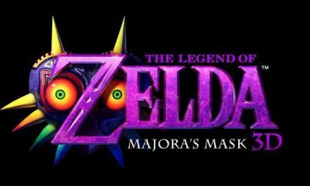 Concedido. Zelda Majora's Mask llegará al 3DS