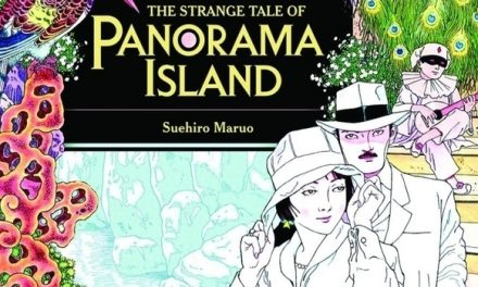 Cómics 44: The Strange Tale of Panorama Island