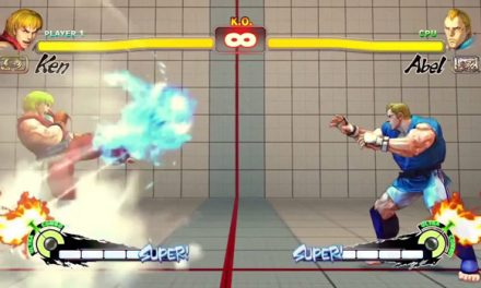 Ya tenemos fecha para el Omega Mode de Ultra Street Fighter IV
