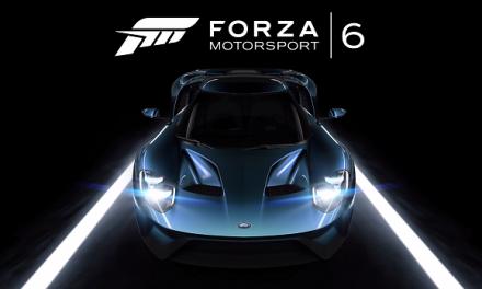 Microsoft anuncia oficialmente la existencia de Forza Motorsport 6 para Xbox One