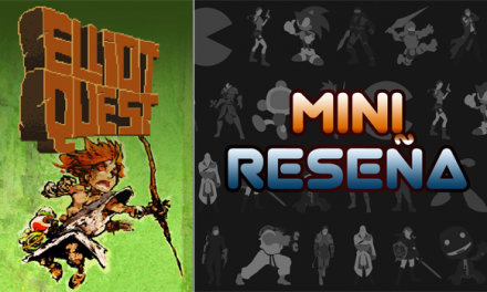 Mini-Reseña Elliot Quest