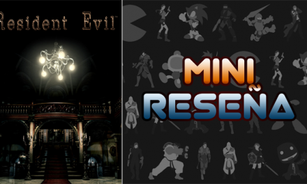 Mini-Reseña Resident Evil HD Remaster