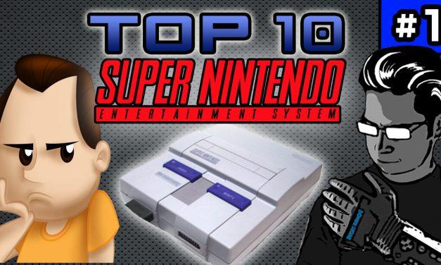 Club Nientiendo: Top 10 Mejores Juegos de Super Nintendo Feat. Dinocov