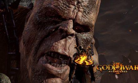 Una versión remasterizada de God of War III llegará al PS4