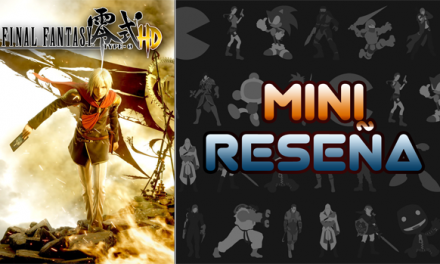Mini-Reseña Final Fantasy Type-0 HD