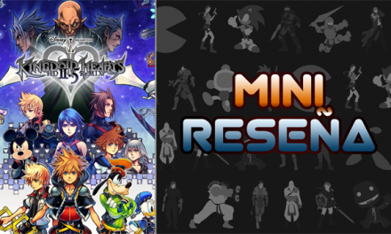 Mini-Reseña Kingdom Hearts HD 2.5 Remix