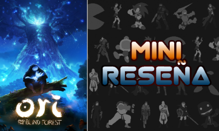 Mini-Reseña Ori and the Blind Forest