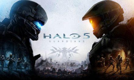 Se revela la portada de Halo 5: Guardians