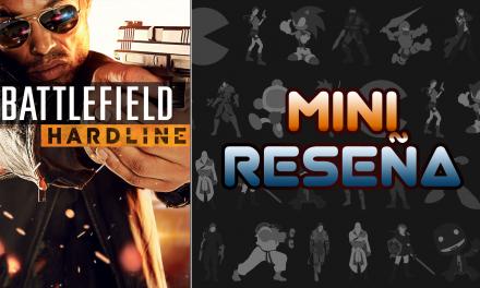Mini-Reseña Battlefield Hardline
