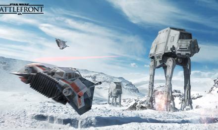 Disfruten el primer trailer de Star Wars: Battlefront