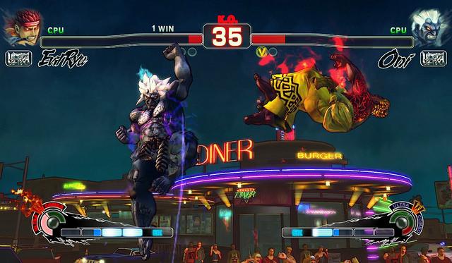 Nuevos detalles sobre Ultra Street Fighter IV en PS4
