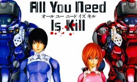 Cómics 52: All You Need is Kill