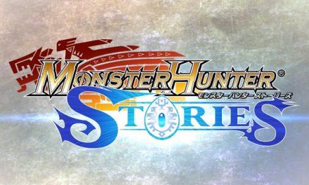 Monster Hunter Stories para 3DS