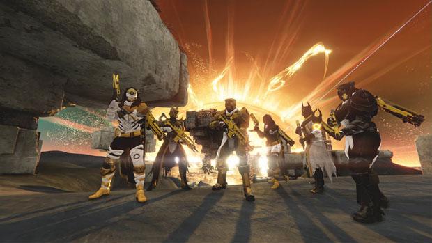 Vean el previo de la segunda expansión de Destiny, House of Wolves