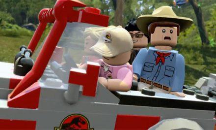 LEGO Jurassic World ya tiene fecha de salida