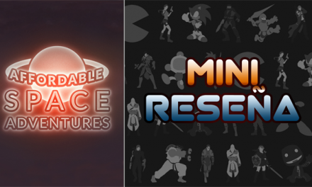 Mini-Reseña Affordable Space Adventures