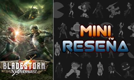 Mini-Reseña Bladestorm: Nightmare