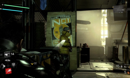 No dejen de checar el demo del E3 2015 de Deus Ex: Mankind Divided