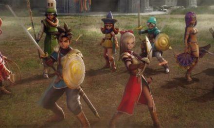 Dragon Quest Heroes ya tiene fecha de salida en nuestro continente