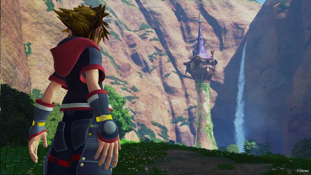 Más gameplay de Kingdom Hearts 3 para su deleite