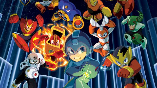 Capcom anuncia Mega Man Legacy Collection