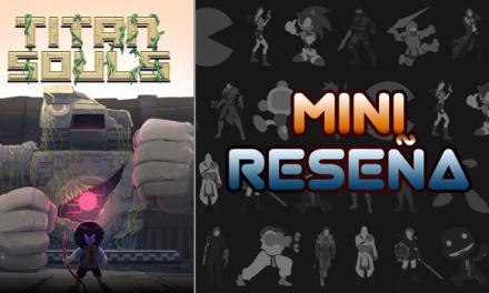Mini-Reseña Titan Souls