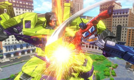 Platinum Games regresa con Transformers Devastation