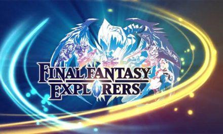 Final Fantasy Explorers llegará a nuestro continente en el 2016