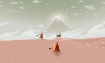 Journey al fin llegará al PS4