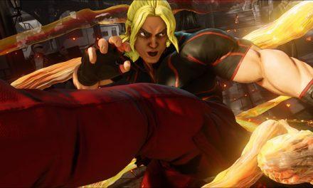 Ya podemos estar tranquilos: Ken estará presente en Street Fighter V