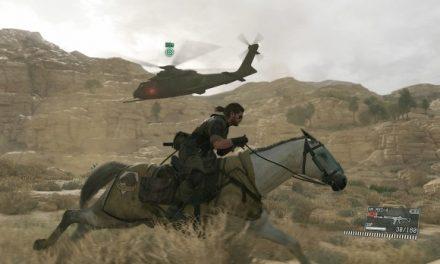 En Metal Gear Solid V: The Phantom Pain las posibilidades de gameplay parecen ser infinitas