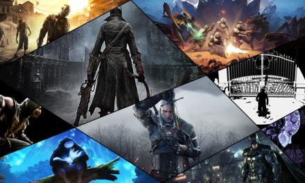 La vida después del Podcast: Episodio 184, Los mejores juegos de lo que va del 2015