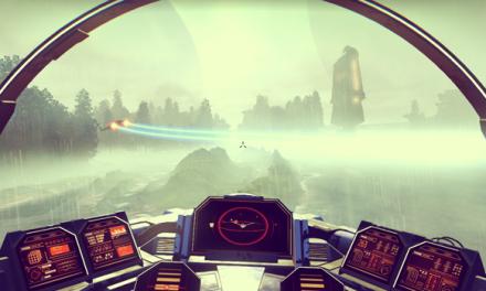 Experimenten 18 minutos de gameplay de No Man´s Sky