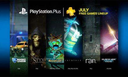 Lista de juegos disponibles para PlayStation Plus en julio