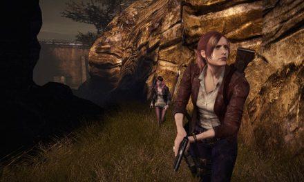 Fecha de salida para Resident Evil: Revelations 2 en el PS Vita