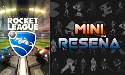 Mini-Reseña Rocket League