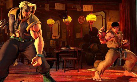 Detalles del Beta de Street Fighter V