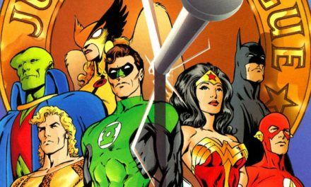 Cómics 57: JLA: The Nail
