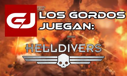 Los Gordos Juegan: Helldivers