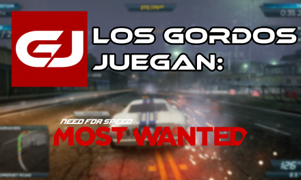 Los Gordos Juegan: Need for Speed: Most Wanted