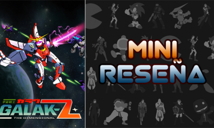 Mini-Reseña Galak-Z: The Dimensional