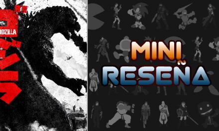Mini-Reseña Godzilla