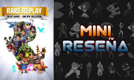 Mini-Reseña Rare Replay