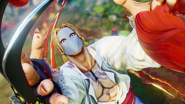 El ninja español regresa a Street Fighter V