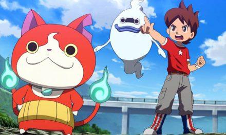 Yo-Kai Watch ya tiene fecha de salida en nuestro continente