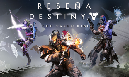 Reseña Destiny: The Taken King