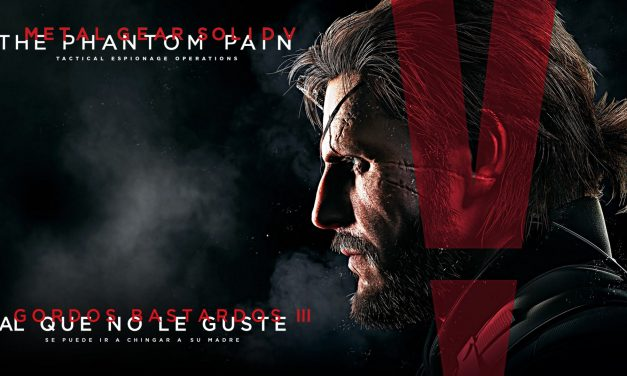 Reseña Metal Gear Solid V: The Phantom Pain