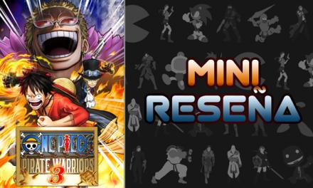 Mini-Reseña One Piece: Pirate Warriors 3